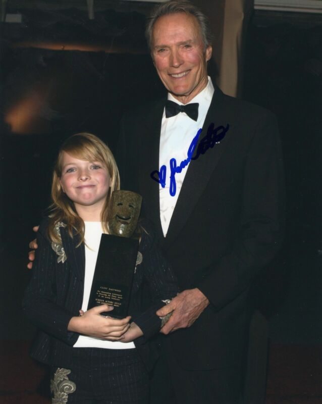 Francesca Eastwood signed 8x10 Photograph w/COA Heroes Reborn Jersey Boys #6