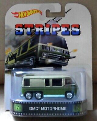 "Hot Wheels ""Retro Entertainment"" Stripes - GMC Motorhome"