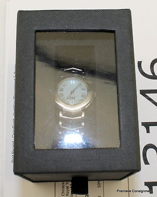 NIB RARE 2004 Caterpillar Stainless Steel Water Res 50 MTRS Women's Watch