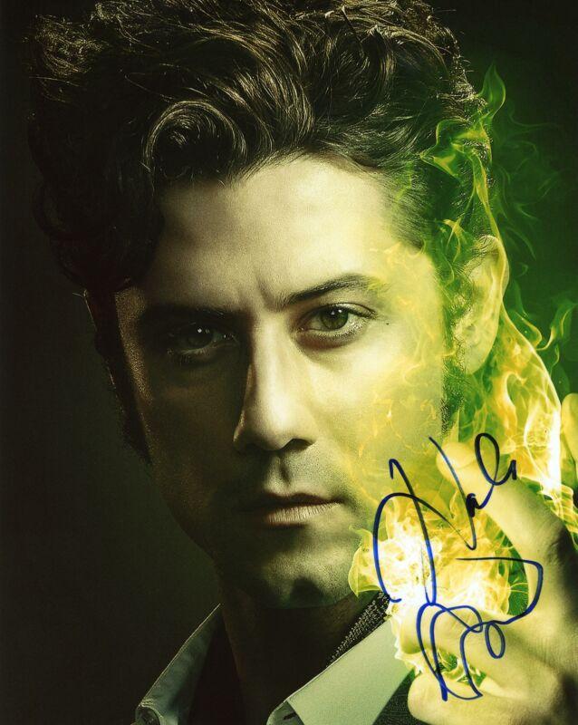 """Hale Appleman """"The Magicians"""" AUTOGRAPH Signed 8x10 Photo D ACOA"""