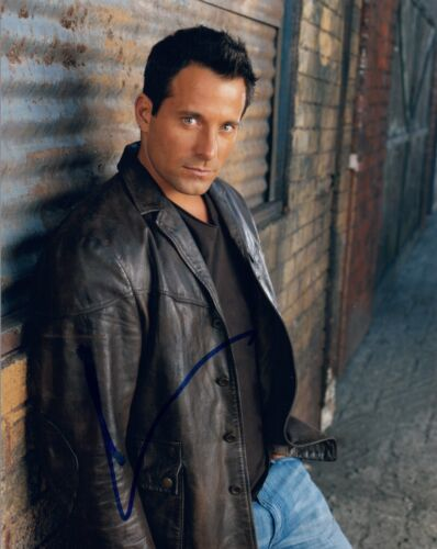 Johnny Mesner Signed Autographed 8x10 Photo SILENCER Handsome Actor COA