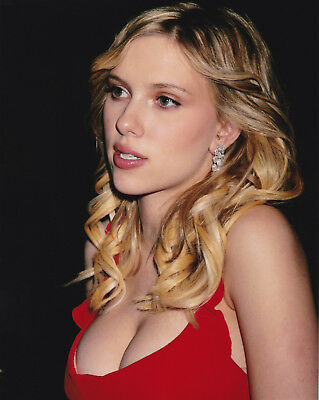 Scarlett Johansson 4x6 Movie Memorabilia FREE US SHIPPING