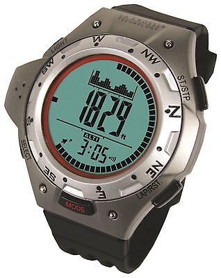 Xg 55 La Crosse Technology Digital Altimeter Barometer Compass Watch With Dvd