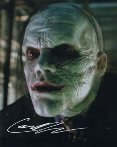 CAMERON MONAGHAN signed *GOTHAM* 8X10 photo Jerome Valeska PROOF JOKER W/COA #J4