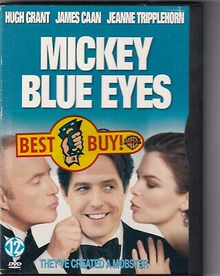 DVD : Mickey Blue Eyes (1999) Hugh Grant - Jeanne Tripplehorn - James Caan