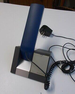 Vintage DesignTelephone Bang & Olufsen Denmark Corded Phone BeoCom and Base
