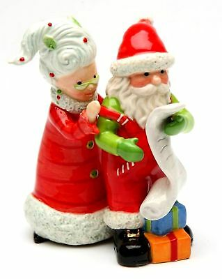 Mrs. Claus Naughty Or Nice  Salt & Pepper Shaker (Naughty Mrs Claus)