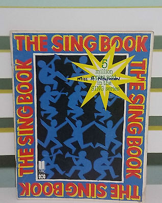 Abc Sing Book 1990 Song Book From School