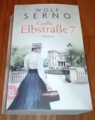 Große Elbstraße 7  von Wolf Serno ( ISBN 9783352009259 )