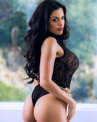 Luna Stern Foto 8x10 #49 Penthouse Twistys Brazzers Babe Sexy Brustig Boobs Po