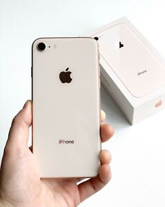iPhone 8 (Gold) MINT condition