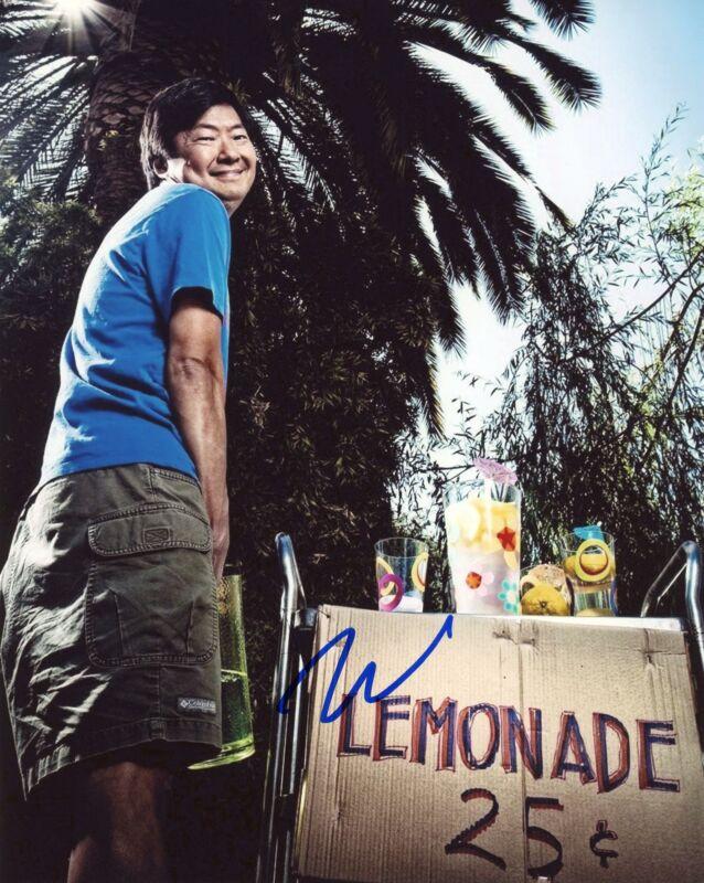 "Ken Jeong ""Community"" AUTOGRAPH Signed 8x10 Photo"