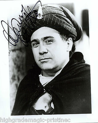 Danny Devito Autographed Signed 8X10 From  Jewel Of The Nile  Jsa Coa  N38859