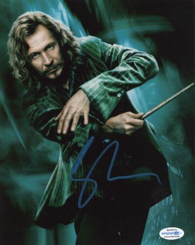 Gary Oldman Harry Potter Autographed Signed 8x10 Photo ACOA