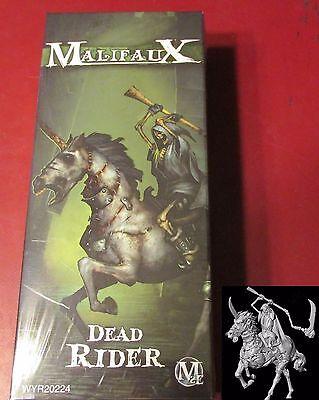 Malifaux 2e Wyr20224 Resurrectionists Dead Rider 1