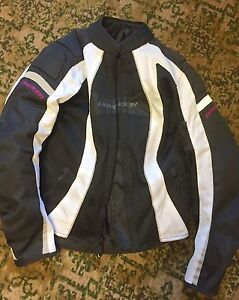 Dririder Ladies Size 12 Motorbike Jacket Worn Once Scarborough Stirling Area Preview