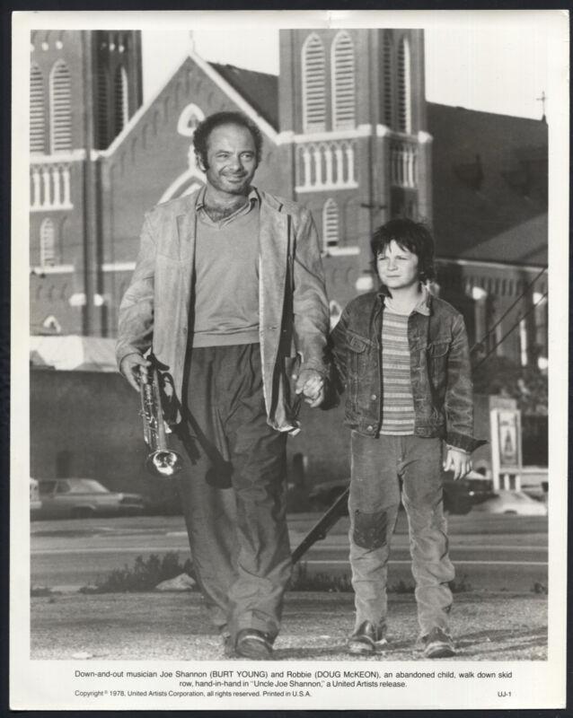 Uncle Joe Shannon '78 BURT YOUNG CHILDSTAR DOUG MCKEON TRUMPET