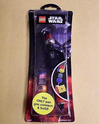 Lego Star Wars Stift Pen - Dart Vader Figur - Kugelschreiber Neu OVP