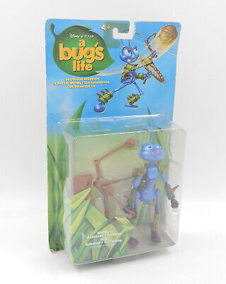 Mattel - a bug`s life / Das große Krabbeln - Warrior FLIK - Actionfigur