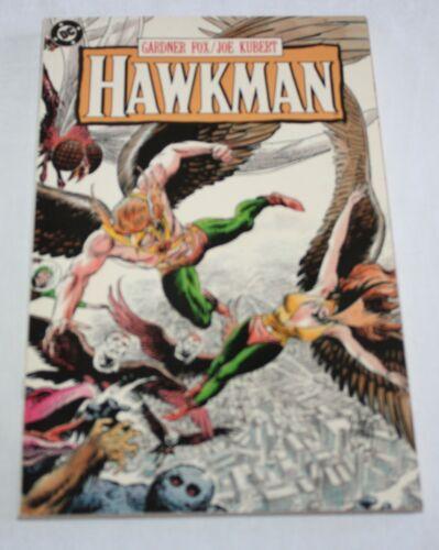 Hawkman Paperback TPB/Graphic Novel Gardner Fox Joe Kubert DC Comics 1991 (#86)