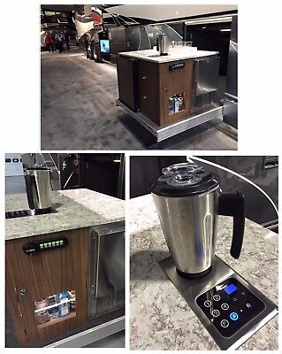 RV & Marine 1000W (110V) Built-in Blender (hidden motor) re: Nutone Food Center