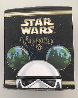 "DISNEY VINYLMATION 3"" STAR WARS SERIES 6 SEALED BLIND BOX RETURN OF THE JEDI TOY"