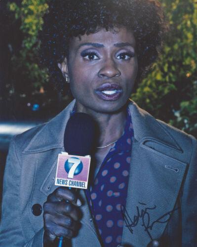 ADINA PORTER SIGNED AUTHENTIC 'TRUE BLOOD' 8X10 PHOTO COA ACTRESS RAY DONOVAN