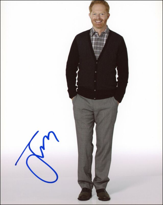 "Jesse Tyler Ferguson ""Modern Family"" AUTOGRAPH Signed 8x10 Photo"