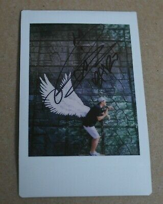 B1A4 MBC MUSIC Program One Fine Day Event Official Signed Polaroid Photo BARO #5