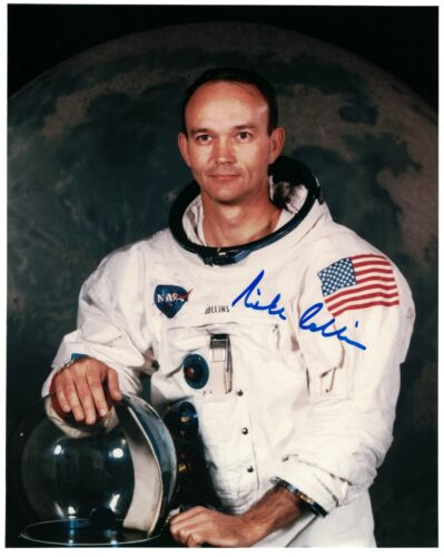BLACK FRIDAY SALE!!  Apollo 11  NASA Collins Signed Photo