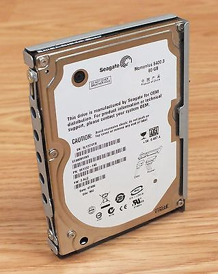 """Seagate Momentus 5400.3 80GB 5400RPM 2.5"""" IDE PATA HDD Hard Drive ST980811A for sale  Shipping to India"""