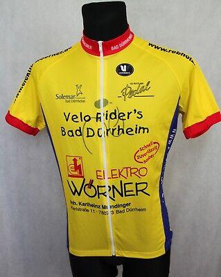 335c2947d Men s VERMARC BAD DURRHEIMER Cycling Bike Jersey Top Full Zip Size XL   5    52