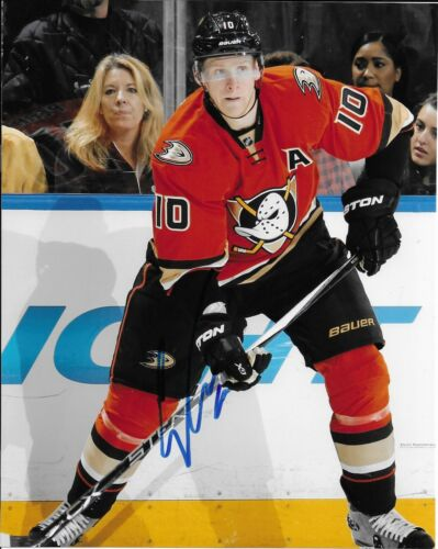 Anaheim Ducks Corey Perry Autographed Signed 8x10 NHL Photo COA