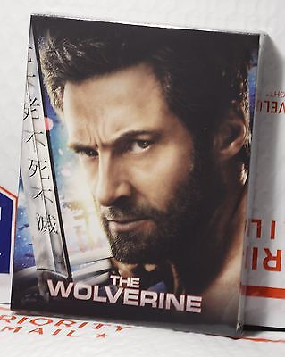 New The Wolverine Blu Ray Full Slip Steelbook  Filmarena Fac 58 500  Sold Out