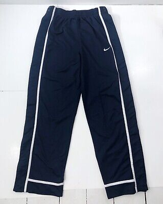 Harlem Clubs Adult Unisex Stripe Warm Ups Pants Side Snap on Buttons Green//White