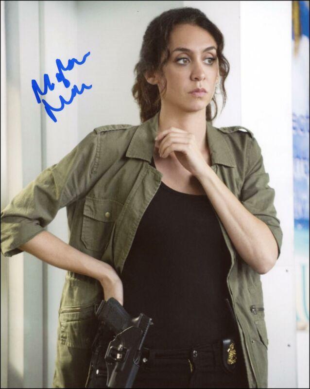 "Mozhan Marno ""The Blacklist"" AUTOGRAPH Signed 'Samar Navabi' 8x10 Photo"