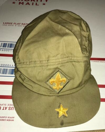 Vintage Boy Scout Ball Cap