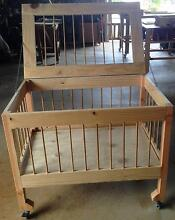 PORTABLE Timber Pet Cage/ Crate: suit cats, small dogs, etc Atherton Tablelands Preview