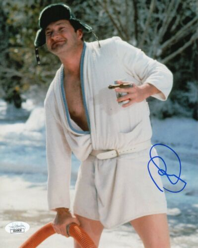 "Randy Quaid Autograph Signed 8x10 Photo - Vacation ""Cousin Eddie"" (JSA COA)"