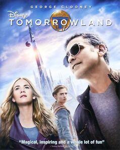 Tomorrowland Blu Raydvd No Digital Polybullcom