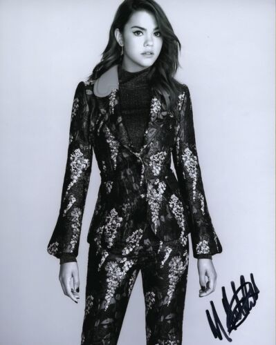 GFA The Fosters Callie * MAIA MITCHELL * Signed Autographed 8x10 Photo MH2 COA