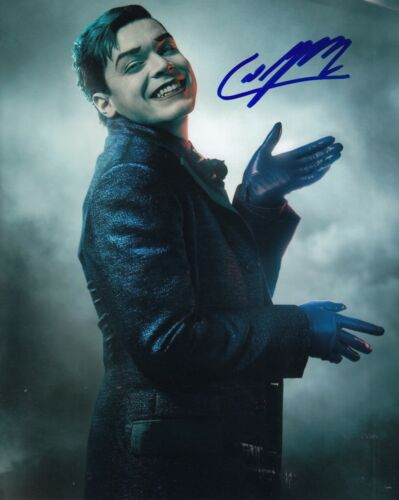 CAMERON MONAGHAN signed *GOTHAM* 8X10 photo Jerome Valeska PROOF JOKER W/COA #J6