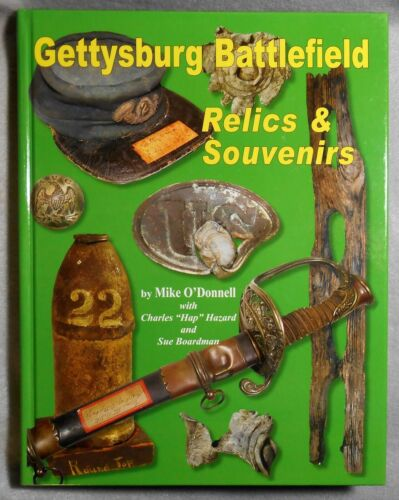Gettysburg Battlefield Relics & Souvenirs, by Mike O