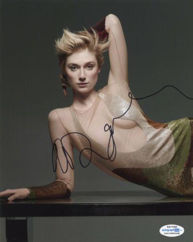 Elizabeth Debicki Sexy The Crown Autographed Signed 8x10 Photo COA