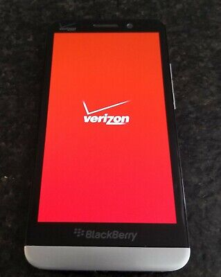 BlackBerry Z30 - 16GB - Black (Verizon) Smartphone Cell Phone