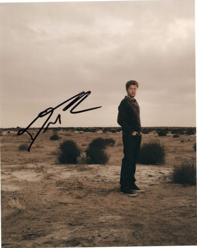 Jesse Plemons signed 8x10 Photo w/COA Fargo TV Show Ed Blumquist