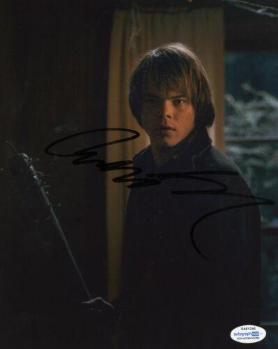 Charlie Heaton Stranger Things Autographed Signed 8x10 Photo COA Q6L