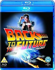BACK TO THE FUTURE TRILOGY BLU-RAY 3-DISC BOX SET BRAND NEW REGION-FREE