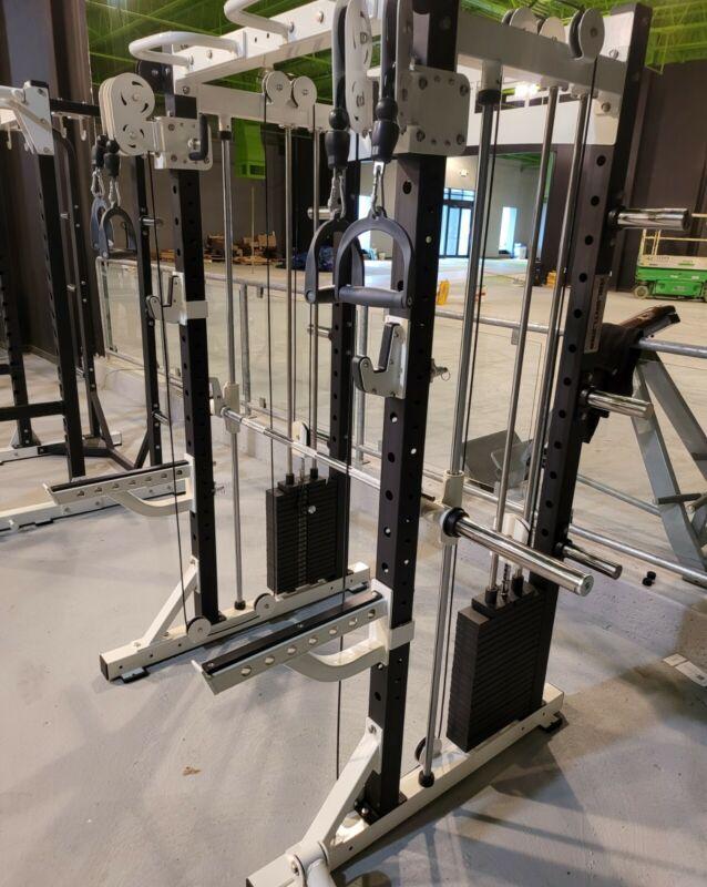 Squat Rack / Smith Machine / Functional Trainer