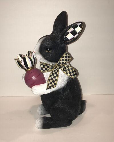 NEW MacKenzie Childs RADISH RABBIT Easter Bunny ~ Brand New in Box!